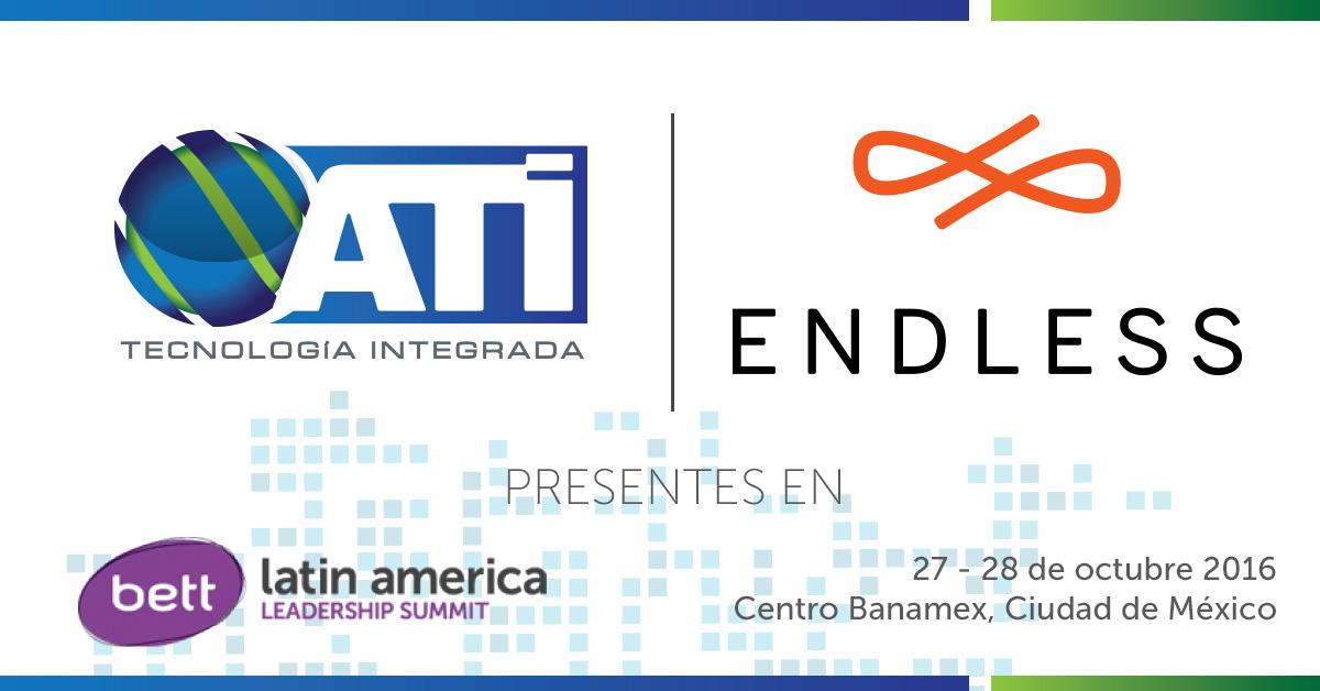 Endless y ATI Tecnología Integrada Anuncian Alianza para Llevar Tecnología, Conectividad y Contenidos al Sector Educativo en México