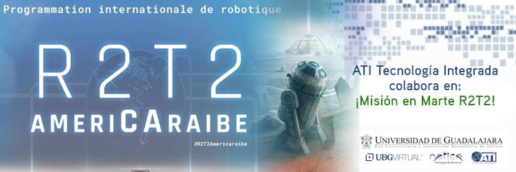 ¡Misión en Marte R2T2!